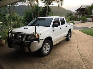 2008 Toyota Hilux Ute Cannonvale Whitsundays Area Preview