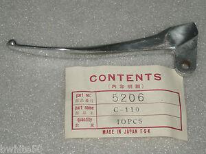 1960-1968 Honda CA110 CT200 CT90 Trail 90 Left(LH) Handlebar Lever Clutch/Brake