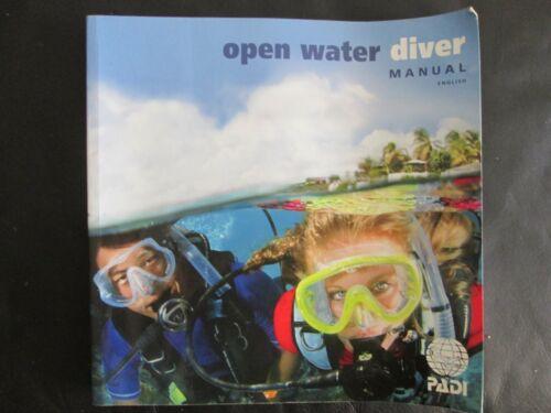 PADI Open Water Diver Manual 2015