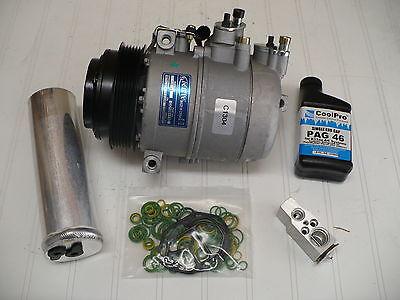 2003-2006 Dodge Ram Sprinter 2500/Sprinter 3500 (2.7L) New A/C AC Compressor Kit