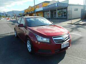 2011 Holden Cruze CD Manual Sedan SOLE PARENT FINANCE Westcourt Cairns City Preview