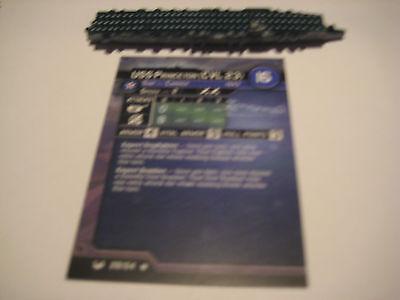 AXIS & ALLIES WAR AT SEA USS Princeton x1