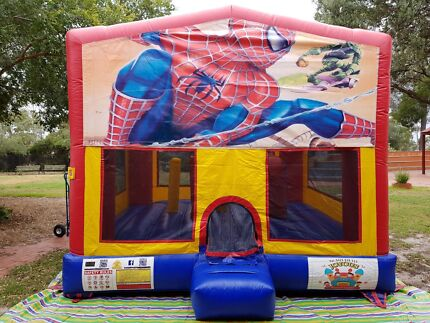 Melton kids jumping castle hire from$110 no hidden cost