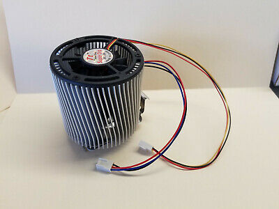 Thermaltake Super OrbSocket 370 462 CPU Heatsink with dual Fans Cooler New