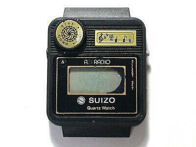 Movimiento reloj AM RADIO SUIZO Quartz Watch original para piezas de recambio segunda mano  Embacar hacia Argentina