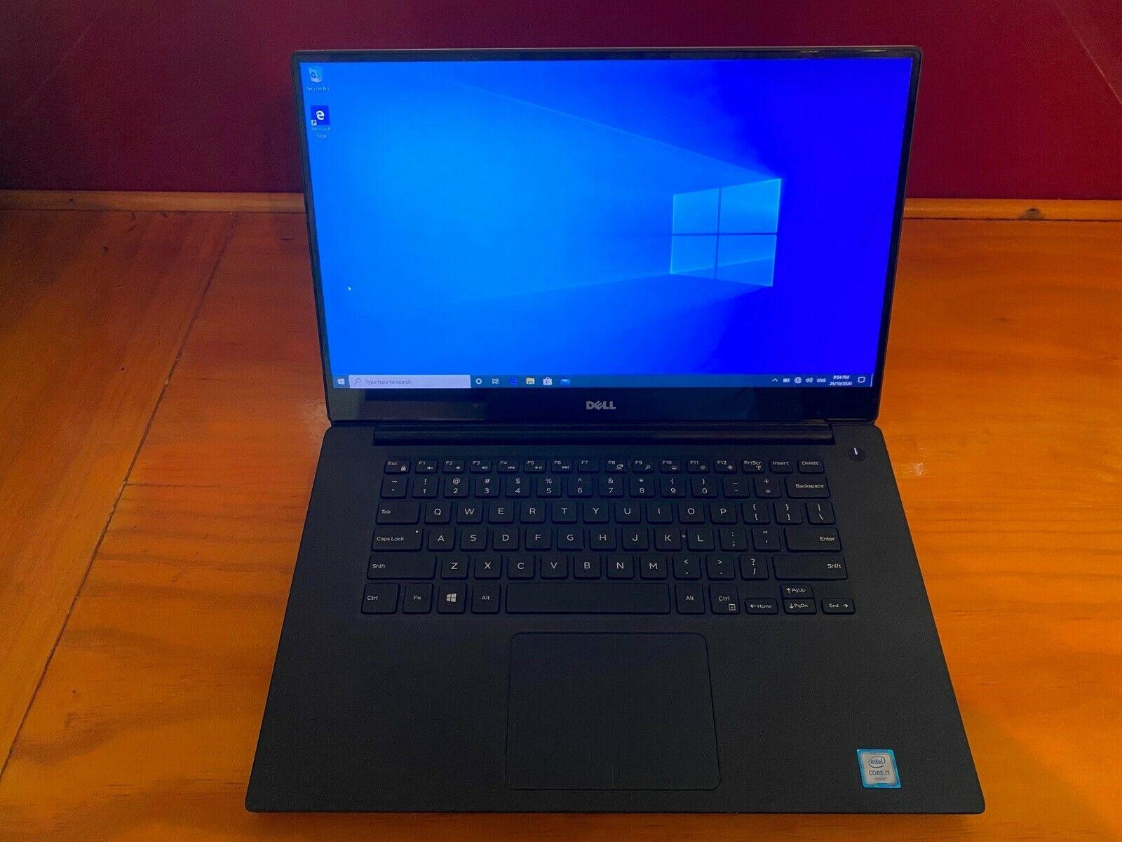 Laptop Windows - Dell Precision 5510, 16gb RAM, 4k UHD Touchscreen, Windows 10 Pro