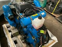 Crusader 454 XL 7.4L 350HP Complete Marine Diesel Engine Model CM454LH 200HRS