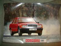 Mercedes Preisliste 11.9.1991 W201 124 140 R129 limo coupe T Modell Roadster 42S