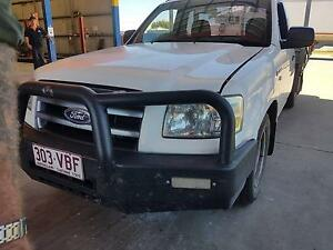 2008 Ford Ranger Warwick Southern Downs Preview