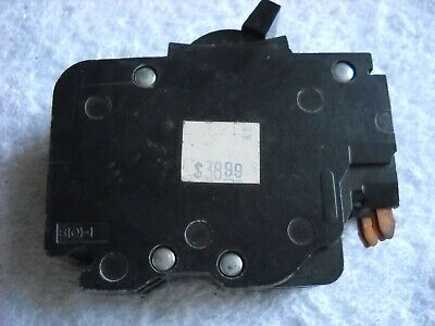 40 Amp Federal Pacific Stab Lok 40a Fpe Double Thin 2 Pole Breaker