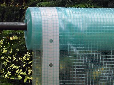 2 m Gewächshausfolie GeKaHo UV4  Frühbeetfolie Tomatenhausfolie Breite ca