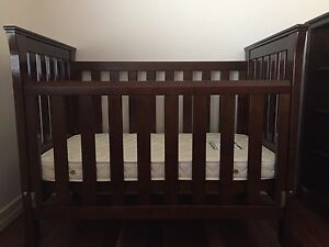 Baby Cot mattress Change Table Hatch Upper Mount Gravatt Brisbane South East Preview
