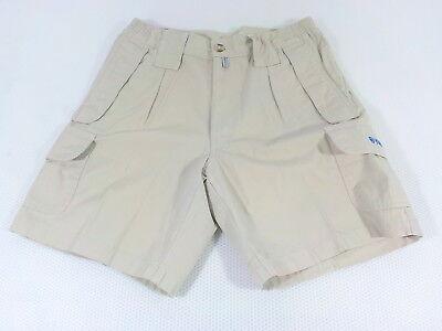 Yamaha Bermuda 46 Gr. S kurze Hose Shorts beige H07-1A100-S0-0A