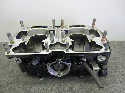 2000 Arctic Cat Carbureted Powder Special 700 Crank Cases / Main Engine Cases