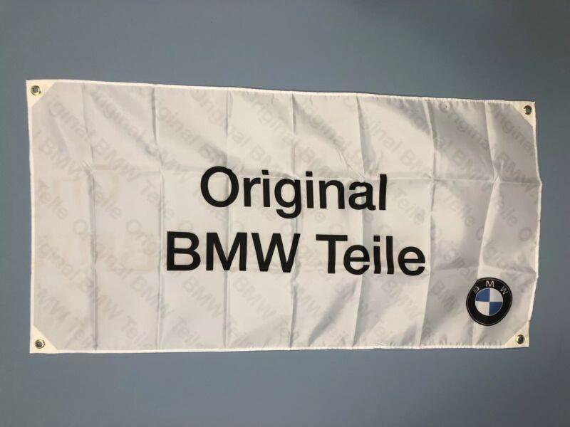 BMW Original Teili Flag - MotorSport German M5 3.0cs 2002 DTM M6 Dtm E30 M3 Z3