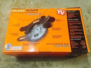 Brand New Renovator DualSaw CS450 (As Seen on TV) North Ryde Ryde Area Preview