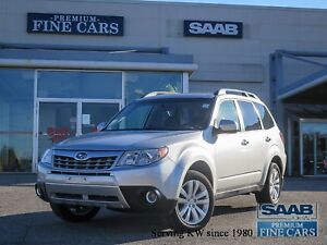 2011 Subaru Forester LIMITED EDITION  One Owner/Leather/Panorama