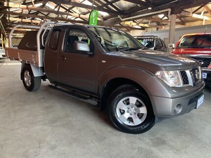 2013 NISSAN NAVARA **4X4 MANUAL TURBO DIESEL** Launceston Launceston Area Preview