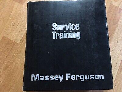 Massey Ferguson Binder Service Information Manuals Tractors Combine Oem