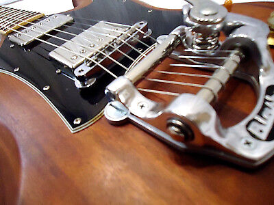 1997 USA Gibson SG Customized w/Bigsby B5 Vibrato Tailpiece and Hard Case