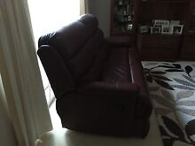 2 seater recliner sofa leather Rooty Hill Blacktown Area Preview