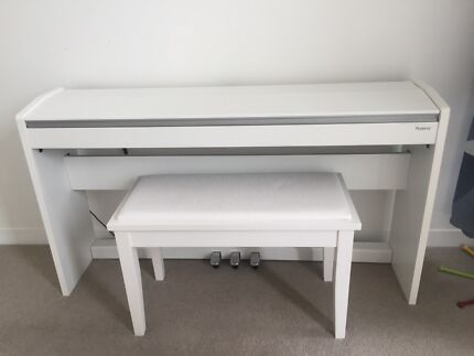 Roland Digital Piano F-130R Pyrmont Inner Sydney Preview