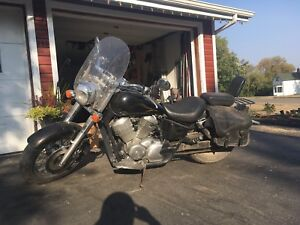 2001 Honda shadow 750 ace