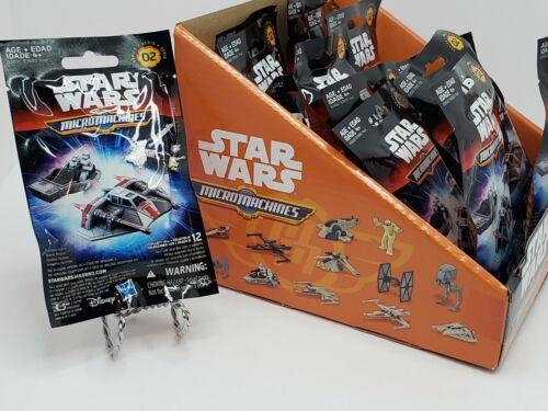 New Disney Star Wars Micro Machines Mystery Mini Vehicles blind bag Series 2