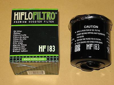 Ölfilter Hiflo Piaggio/Vespa GTS 125, 250, 300 GTV 125, 250, 300 *NEU*