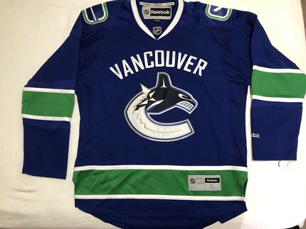 Vancouver Cannucks Jersey