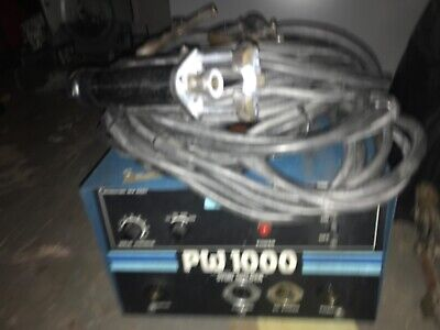 Erico Pw1000 Stud Welder Used Work Good With Gun And Ground Cables Included