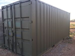 Shipping container Longreach Longreach Area Preview