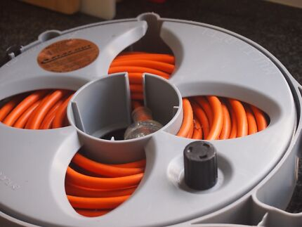 Flat Out Storage Reel + 20 metres of 15 amp cable Barden Ridge Sutherland Area Preview