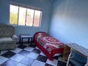 Large modern bedroom