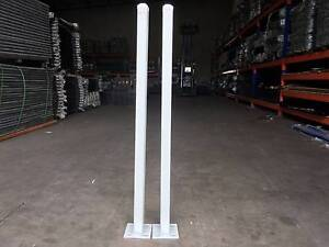 White Post With Plate Thickness 2mm Length: 1.3m Size: 50mm*50mm Arndell Park Blacktown Area Preview