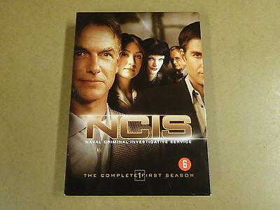 3-DISC DVD BOX / NCIS - NAVAL CRIMINAL INVESTIGATIVE SERVICE -SEIZOEN 1/SAISON 1