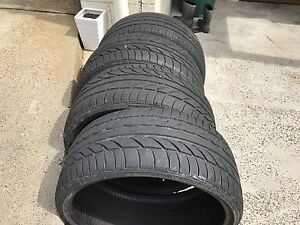 235/30/20 TYRES 90%+ TREAD Glendale Lake Macquarie Area Preview
