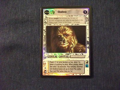 Star Wars CCG Reflections 1 FOIL Son of Skywalker
