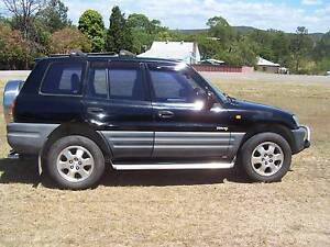 1998 Toyota RAV4 Wagon Abermain Cessnock Area Preview