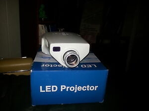 Brand new Digital projector with remote