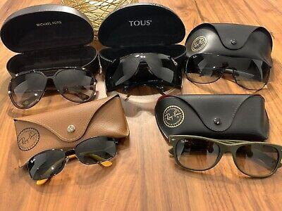 Ray-Ban, Tous, Michael Kors Sunglasses Bundle