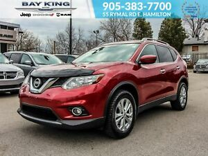 2016 Nissan Rogue BACK UP CAM, HEATED SEATS, SUNROOF, BLUETOOTH