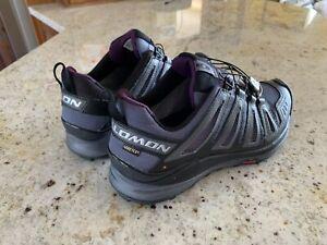 Salomon Gore-Tex running shoes \u0026 Rivers