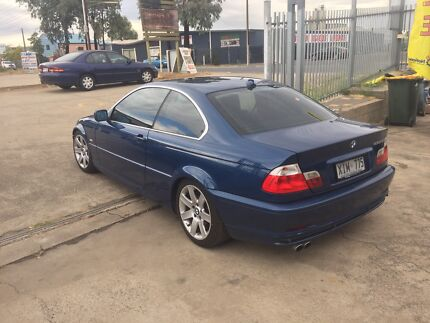 2002 Bmw E46 330CI, Automatic, Very Clean, $8999 Pooraka Salisbury Area Preview