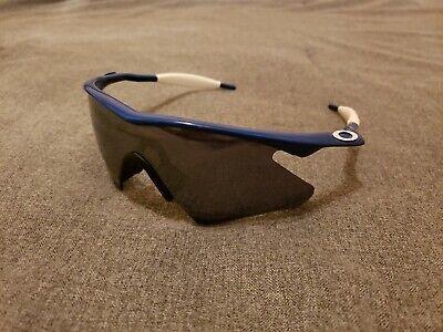 Oakley Pro M Frame Heater Blue w/ black iridium very rare