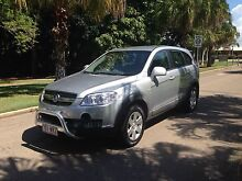 Holden Captiva Diesel CX Hyde Park Townsville City Preview