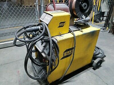 Esab Portable Mig Welder - Works Great