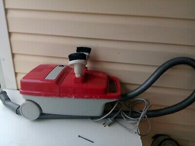 Vintage Used Hoover Spirit 3.1 Peak HP Vacuum S3473 with 3 Attachments & Hose
