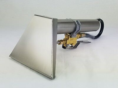 6 Closed Spray Upholstery Carpet Cleaning Dual-jet Detailing Hand Wand Tool
