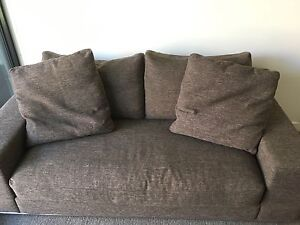 Domayne Sofa Couch Lounge URGENT SALE Kew Boroondara Area Preview